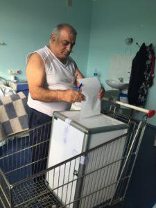 8 сентября в ГКБ № 13 – выборы в Мосгордуму